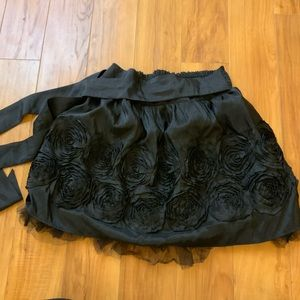 Candies Tulle Rose Skirt